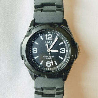 CITIZEN - 腕時計(Q&Q WATER RESIST 10BAR 2035、電池切れ、箱なし