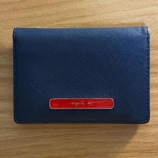 agnes b. - agnes b.アニエスベー 定期入れ カードケース