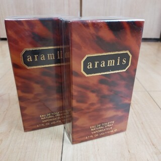 アラミス(Aramis)の【新品2個セット】アラミス スプレイ 110ml メンズ 香水(香水(男性用))