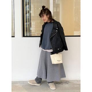 L'Appartement DEUXIEME CLASSE - アパルトモン:Knit Long Skirt