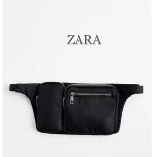 ZARA - 【新品・未使用】ZARA クロス ボディバッグ