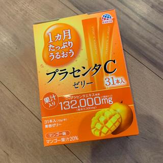 アースセイヤク(アース製薬)のプラセンタCゼリー 新品 31本入り(コラーゲン)