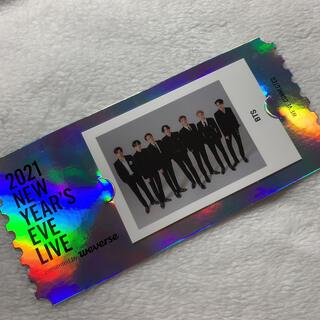 ボウダンショウネンダン(防弾少年団(BTS))のBTS チケット(アイドルグッズ)