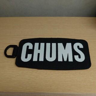チャムス(CHUMS)のCHUMS チャムス エコボートロゴパスケース(名刺入れ/定期入れ)