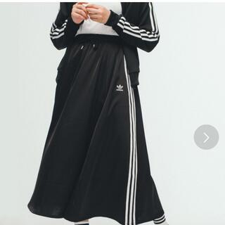 adidas - adidas アディダス ロングスカート