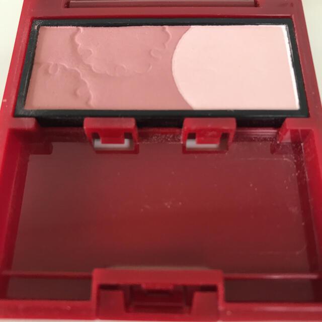 草花木果(ソウカモッカ)の草花木果 ほお紅 3はなやぎ ケース付 コスメ/美容のベースメイク/化粧品(チーク)の商品写真