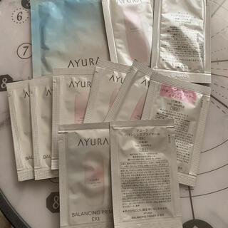 アユーラ(AYURA)のアユーラ リズムコンセントレートマスク セット‼️新品未開封‼️未使用‼️(パック/フェイスマスク)