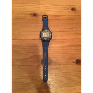 カシオ(CASIO)の CASIO 腕時計 LAP MEMORY 60 W-734J-2AJF(腕時計(デジタル))
