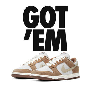 NIKE - NIKE DUNK LOW Medium Curry 27.5