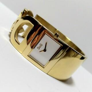 DOLCE&GABBANA - 美品 DOLCE&GABBANA IS FOREVER クォーツ腕時計