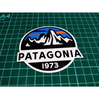 パタゴニア(patagonia)の(市販品)パタゴニアステッカー 丸1枚(その他)