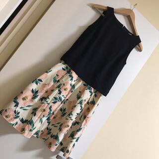 ワンピース ドッキング セミフォーマル ドレス