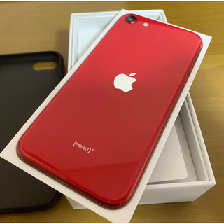 iPhone - 【保証付】iPhone SE 第2世代 (SE2) 128 GB SIMフリー
