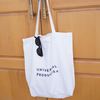 """1LDK SELECT - UNIVERSAL PRODUCTS. + N""""TOTE BAG""""トートバッグ"""