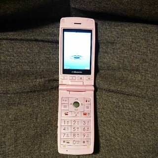 エルジーエレクトロニクス(LG Electronics)のdocomo  ガラケー L-03A(携帯電話本体)
