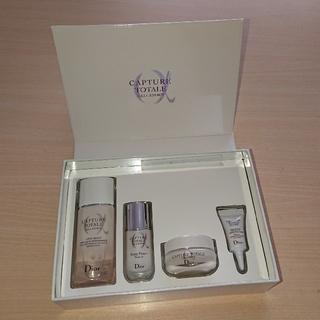 Dior - Dior カプチュール トータル セル 限定トライアルセット