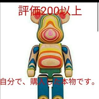 メディコムトイ(MEDICOM TOY)のBE@RBRICK カリモク HAROSHI VERTICAL 400%(その他)