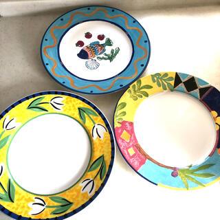 ミカサ(MIKASA)のMIKASA プレート 大皿 3枚セット(食器)