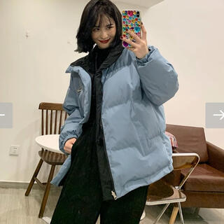 ゴゴシング(GOGOSING)の韓国ファッション♡リバーシブルアウター(ダウンジャケット)