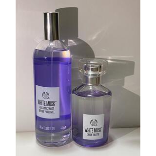 THE BODY SHOP - WHITE MUSK 香水 フレグランスミスト