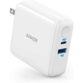 Anker 充電機モバイルバッテリー(バッテリー/充電器)