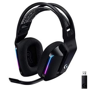 PlayStation4 - 【ロジクール】G733-BK ワイヤレスRGBゲーミングヘッドセット