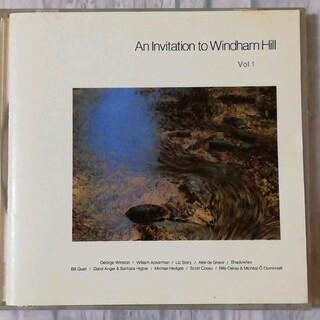 ウィンダム・ヒル  心の美術館  WINDHAM HILL  CD(ヒーリング/ニューエイジ)
