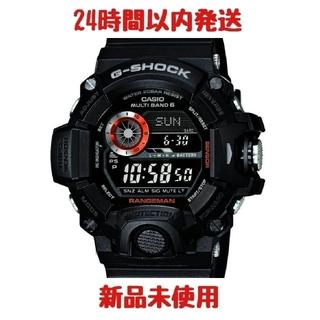 ジーショック(G-SHOCK)の迅速発送◎Gショック レンジマン オールブラック GW-9400BJ-1JF(腕時計(デジタル))
