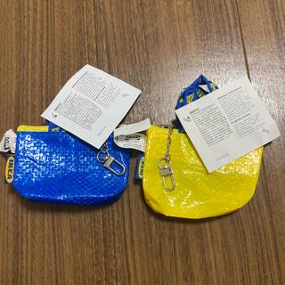 イケア(IKEA)のIKEA ミニバッグ キーホルダー(キーホルダー)