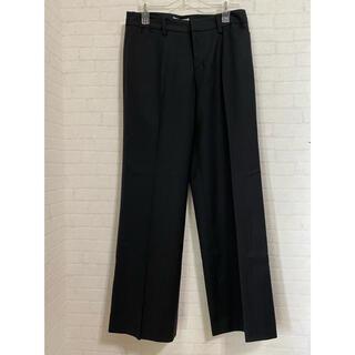 エニィファム(anyFAM)のエニィファム anyFAM スーツ パンツ ブラック 1 美品(スーツ)