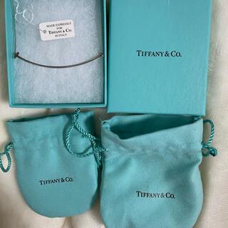 Tiffany & Co. - ティファニー T スマイル (ラージ) ペンダント