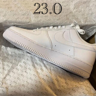 NIKE - NIKE AIR FORCE1 ウィメンズ23.0cm