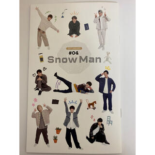 Johnny's - Snow Man 会報 #04
