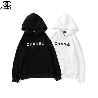 CHANEL - シャネル 1306 長袖   パーカーフード付き 2枚12000円