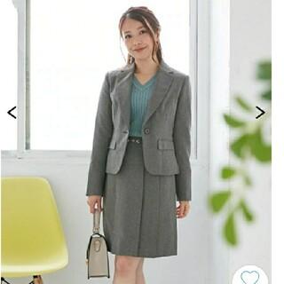 ニッセン(ニッセン)のニッセン スーツ セット ジャケット スカート(スーツ)