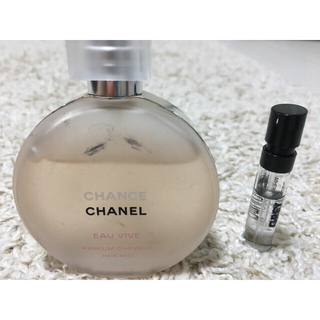シャネル(CHANEL)のCHANEL チャンス オーヴィーヴ ヘアミスト35ミリ(ヘアウォーター/ヘアミスト)