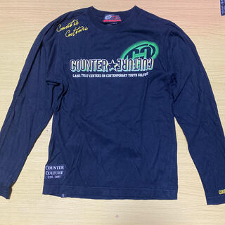 カウンターカルチャー(Counter Culture)のCOUNTER CULTURE 子供用ロングTシャツ(Tシャツ/カットソー)