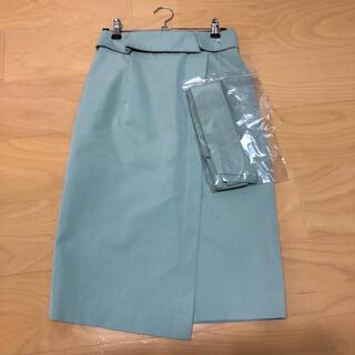 Mystrada - 新品未使用 ラップベルト付きスカート