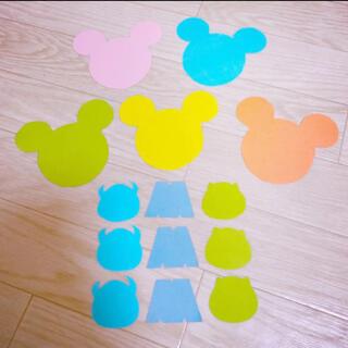 ディズニー(Disney)のミッキー&モンスターズインク  メッセージカード68枚セット(カード/レター/ラッピング)