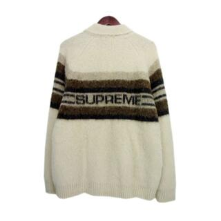 Supreme - シュプリームSupreme■19AWブラッシュドウールジップアップセーター