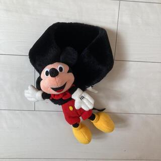 ディズニー(Disney)のミッキー マフラー(マフラー/ストール)