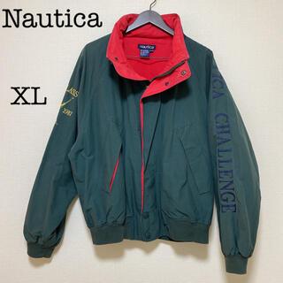 ノーティカ(NAUTICA)のNautica セーリングジャケット XL(ナイロンジャケット)