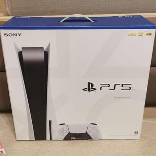 SONY - PS5 本体  PlayStation5  ディスクドライブ搭載モデル