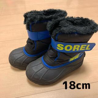 ソレル(SOREL)のスノーブーツ SOREL 18cm (ブーツ)