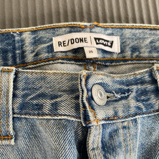 Levi's - RE/DONE  リーバイス リダン 25