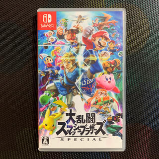Nintendo Switch - 大乱闘スマッシュブラザーズ SPECIAL Switch