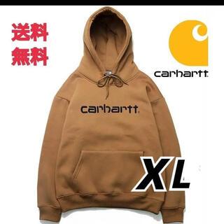 carhartt - カーハート パーカー ブラウン XL 即購入可