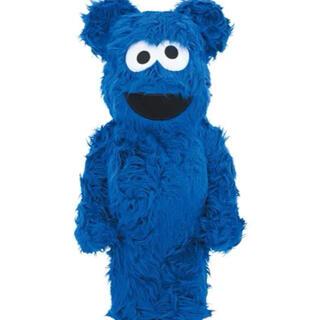 メディコムトイ(MEDICOM TOY)のBE@RBRICK COOKIE MONSTER Costume 1000%(キャラクターグッズ)