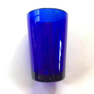 イッタラ(iittala)のフィンランド製 iittala タンブラー 青(グラス/カップ)
