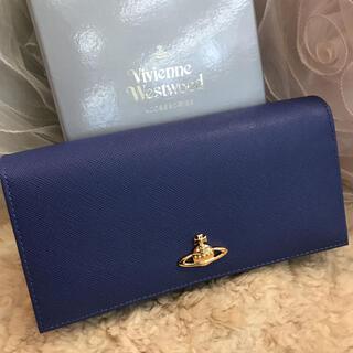 Vivienne Westwood - ☆新品☆ヴィヴィアンウエストウッド 二つ折り長財布